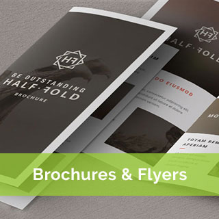 brochure and flyer printing sydney