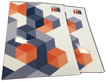 sydney presentation folder printing