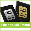 Plush Velvet business card printing
