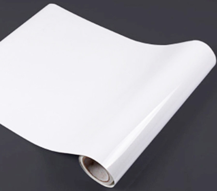 roll of polypropylene sticker material
