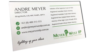 matt laminated business cards printing