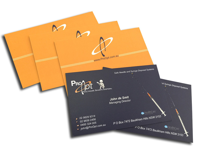 raised spot gloss uv business cards