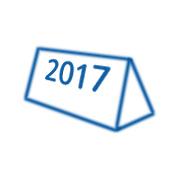 tent Calendar template