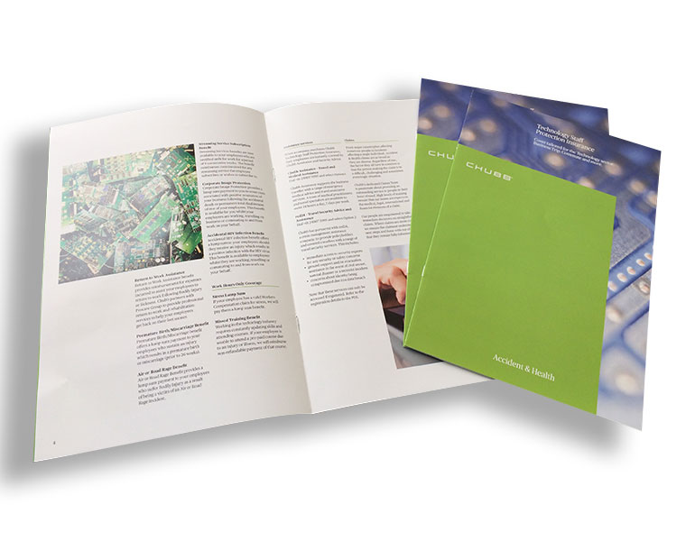 saddle-stitched-brochure-printing