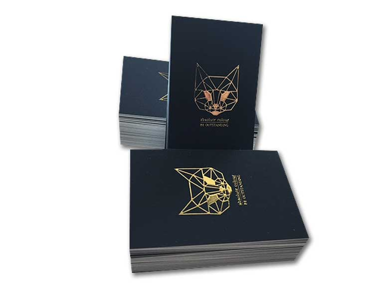 gold-metal-business-cards