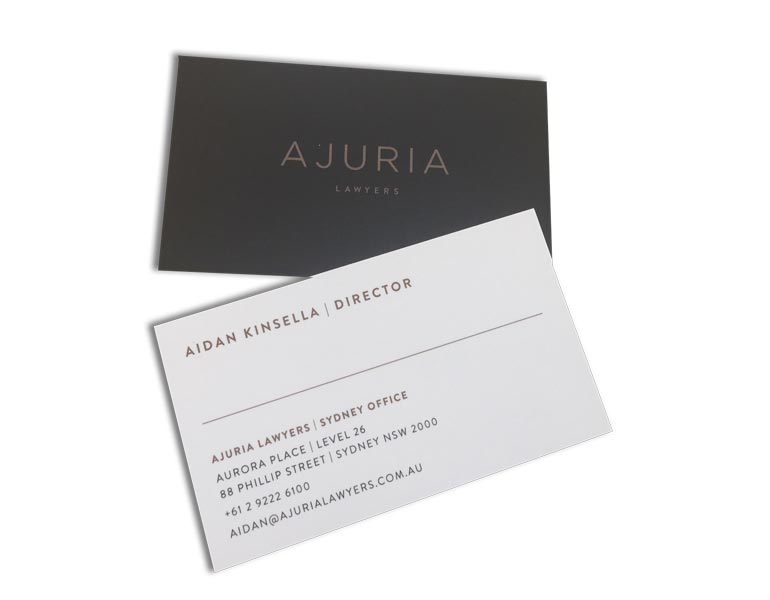 black-and-brown-business-cards