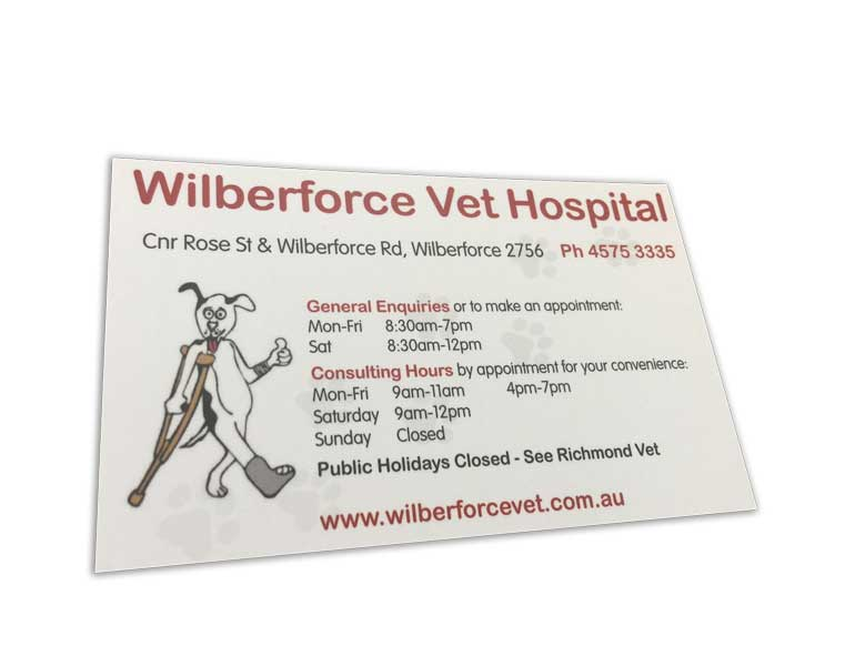 vet-business-card