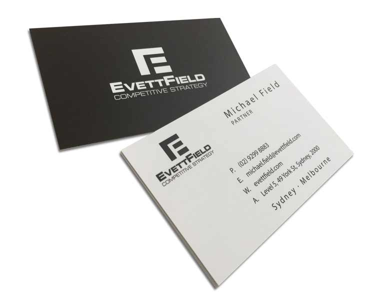 black-business-cards-white-back