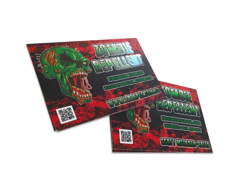 zombie-business-cards