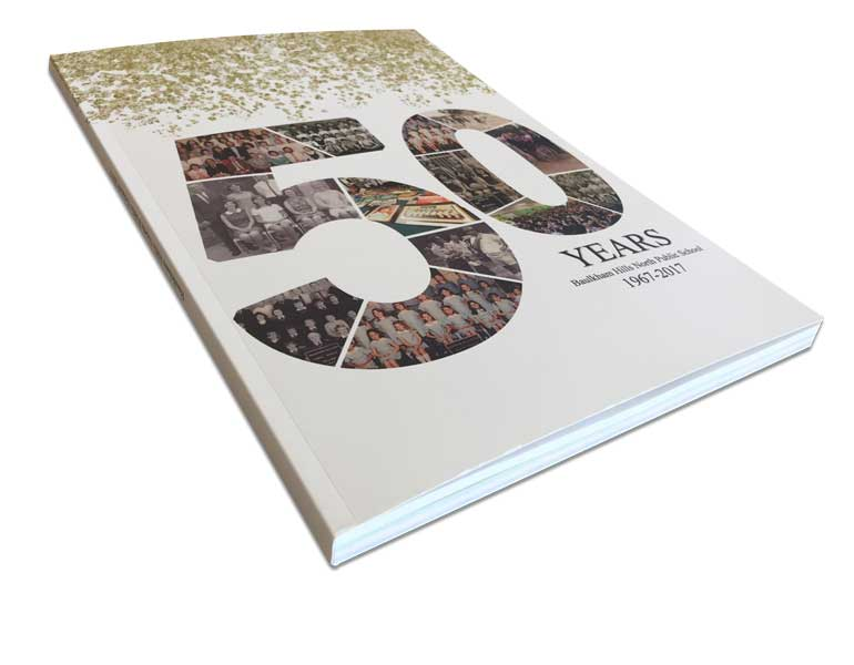 4 colour yearbooks for public and private schools