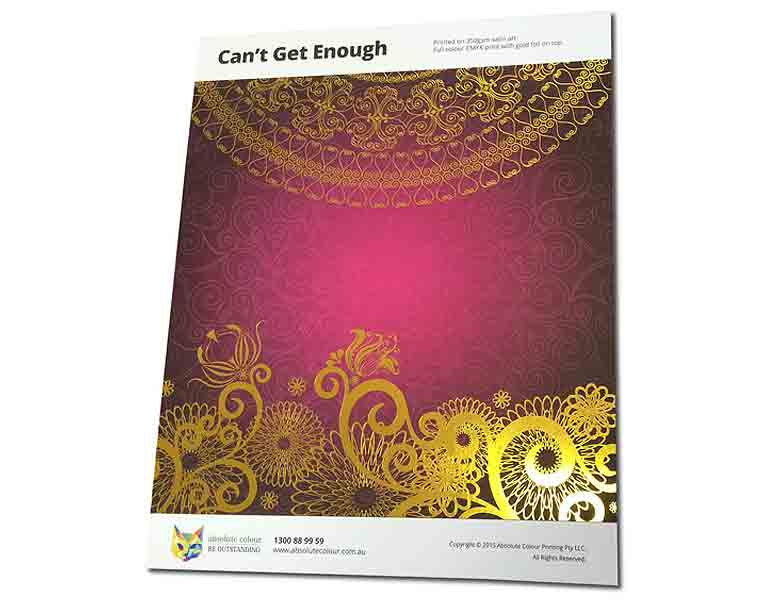 Gold-foil-specialty-printing