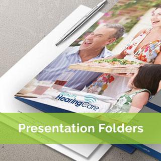 Presentation folder printing in sydney