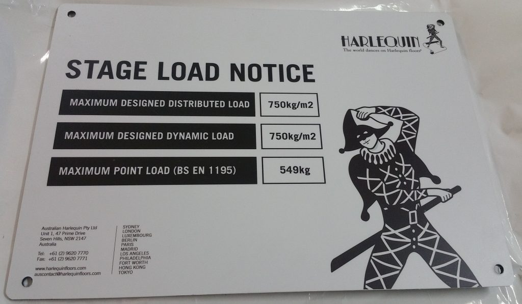 Aluminium panel sign manufacturer