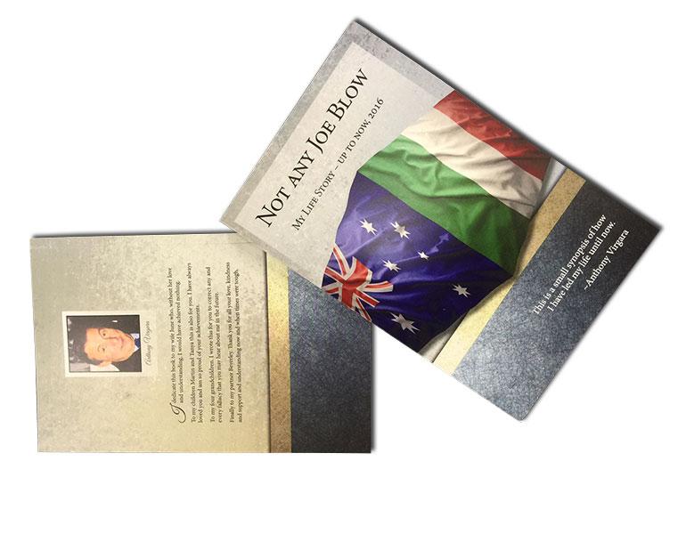 biography in novel book format