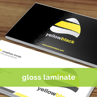 gloss-celloglaze-business-card printing