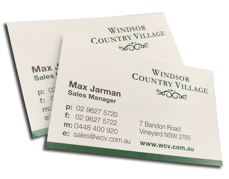 single-sided-business-cards-on-satin
