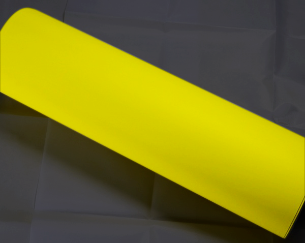 yellow fluoro stickers