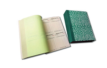 custom-receipt-book printing