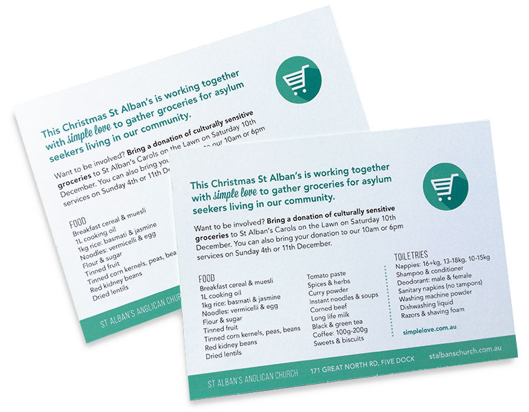 double sided business card printing 450gsm