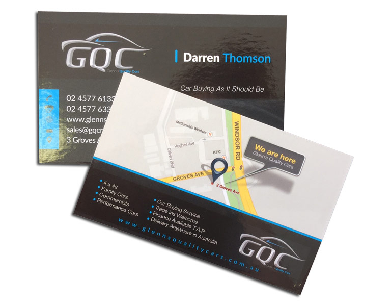 gqc-business-cards-with-gloss-laminate
