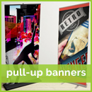 cheap pull-up banner printing