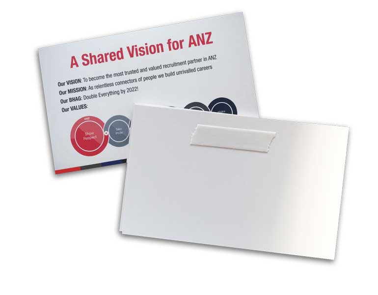 promotional-rewards-card-with-tape