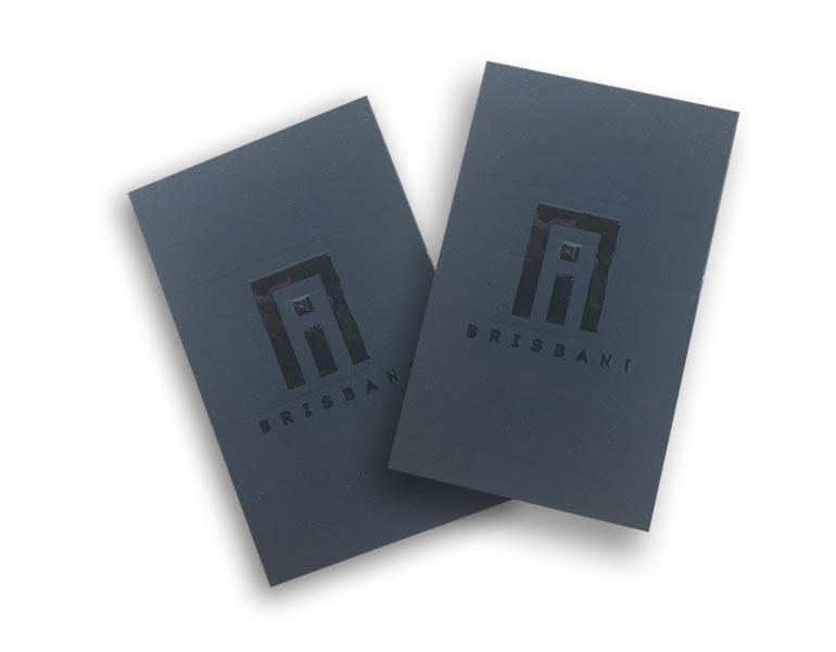blind-Uv-on-matt-black-business-card