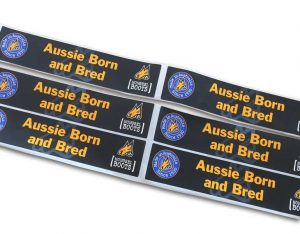colour bumper sticker press sheets, vinyl sticker printer online