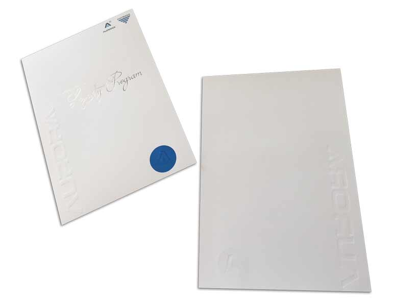 Embossed-Letterhead-with-silver-foil