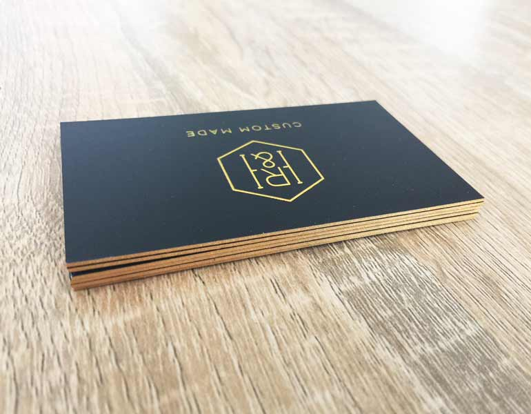 black-cards-with-PMS-gold-edging